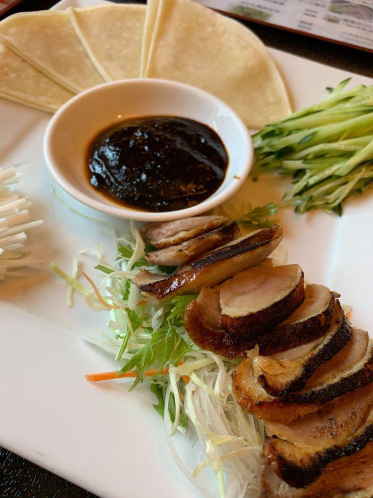 【津市・グルメ・中華】北京ダックや天津炒飯がお勧めの氷華餃子はよく通ってます