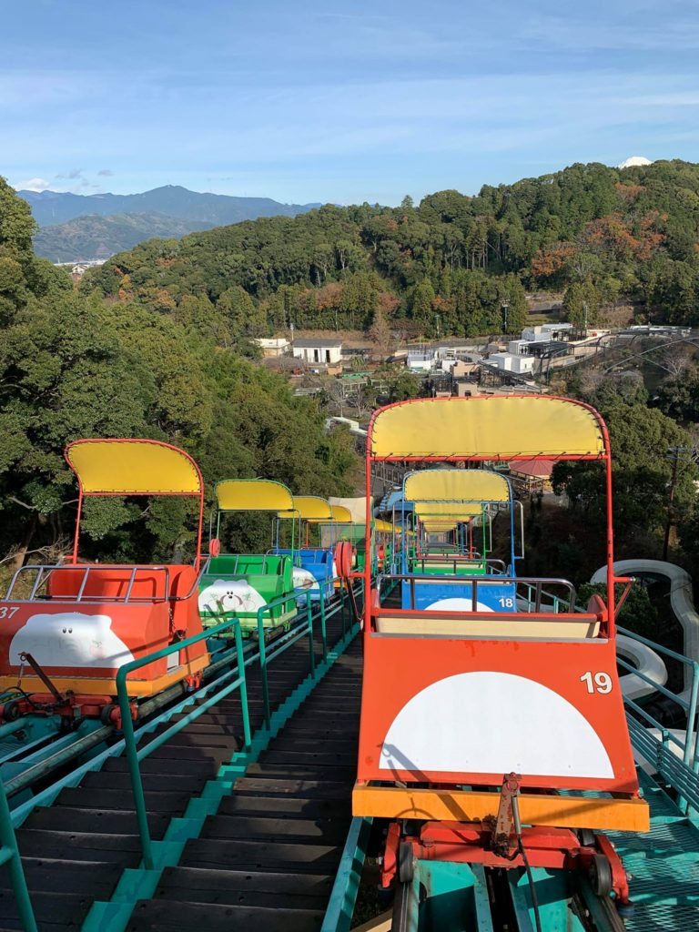 【静岡・焼津・温泉】焼津のホテルアンビア松風閣へ行ってきました【三重県・津市・美容院】